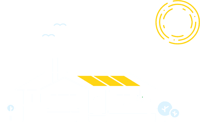 Smart Solar Energy home background