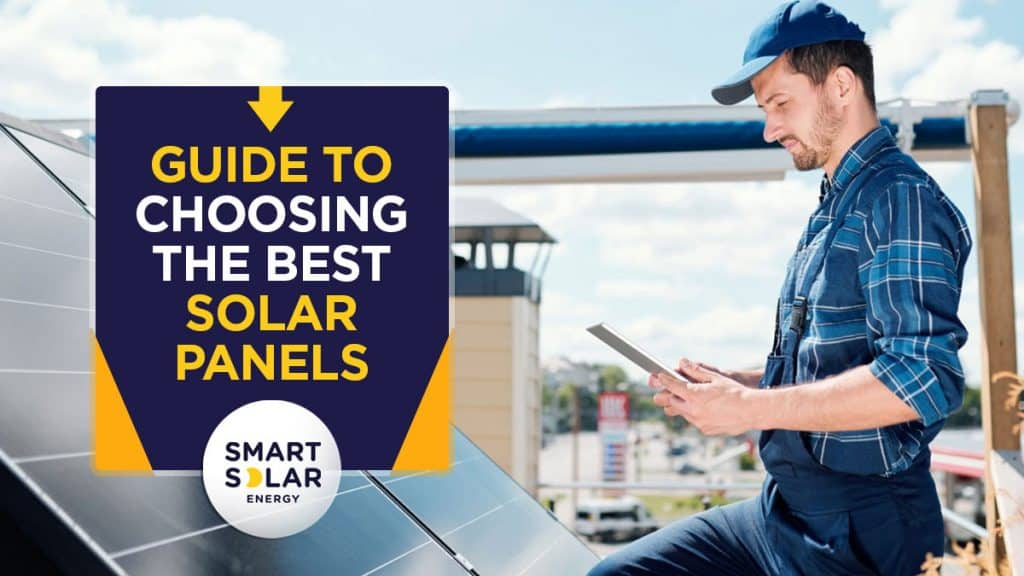 choosing the best solar panels