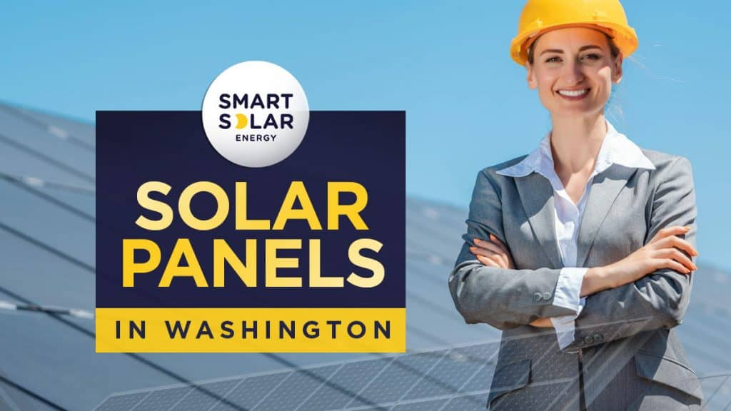 Solar Panels In Washington