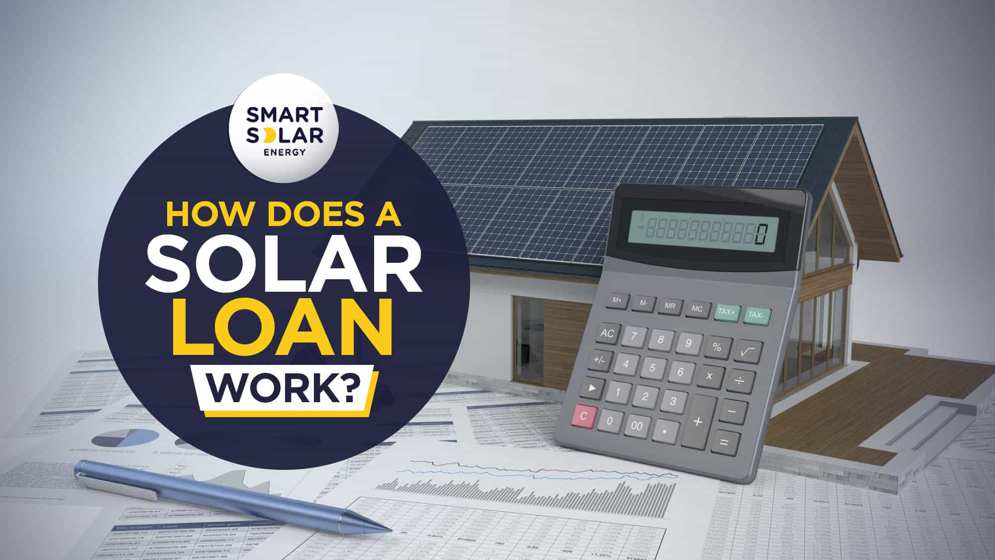 How Does A Solar Loan Work